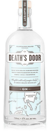 Deaths Door Spirits Gin